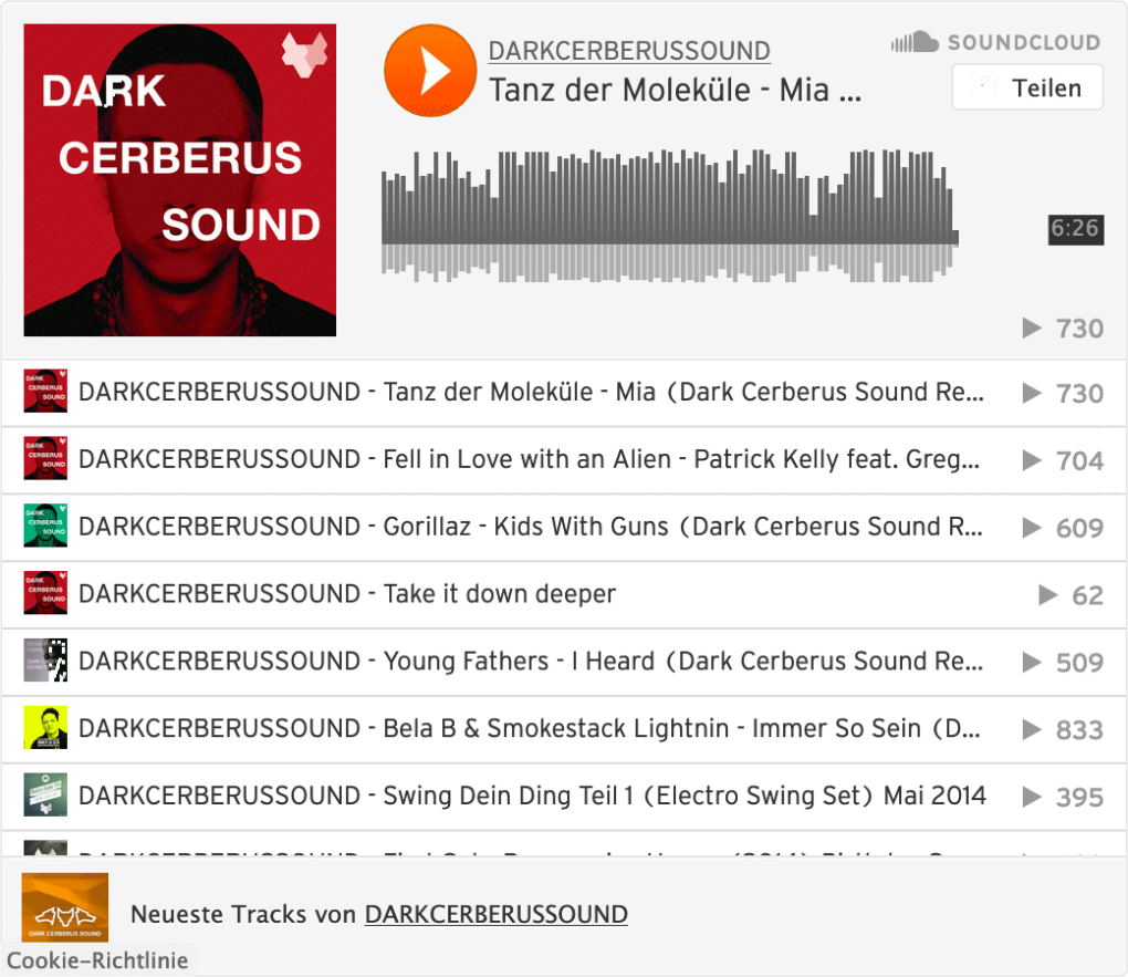 https://soundcloud.com/darkcerberussound
