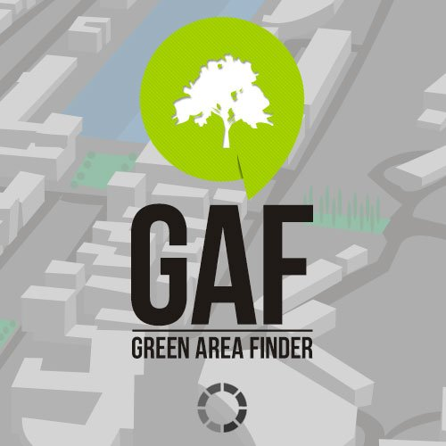 GAF-Green Area Finder